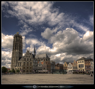 St-Rumbolds Cathedral :: Vertorama | by Erroba