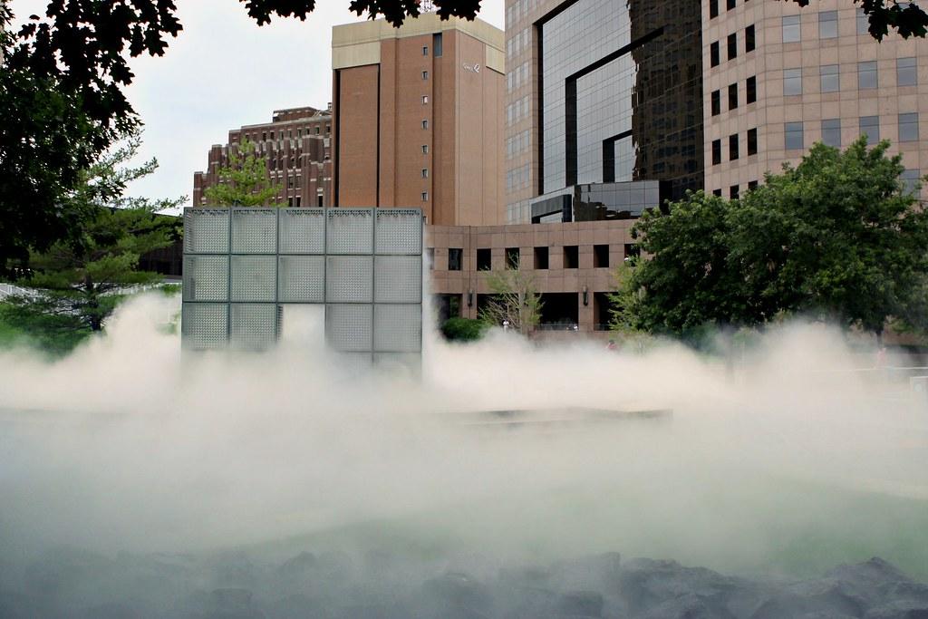 Mist Fountain, Princip...
