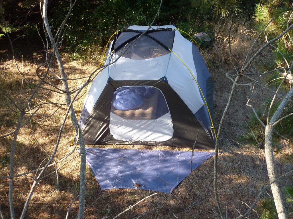 ... Marmot Limestone 6 Person Tent | by a_sorense & Marmot Limestone 6 Person Tent | from above | Andrew Sorensen | Flickr