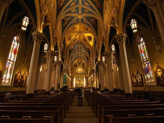 Basilica of the Sacred Heart | by ajcgn