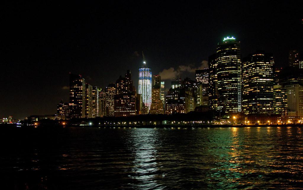 Staten Island View Of Statue Of Liberty