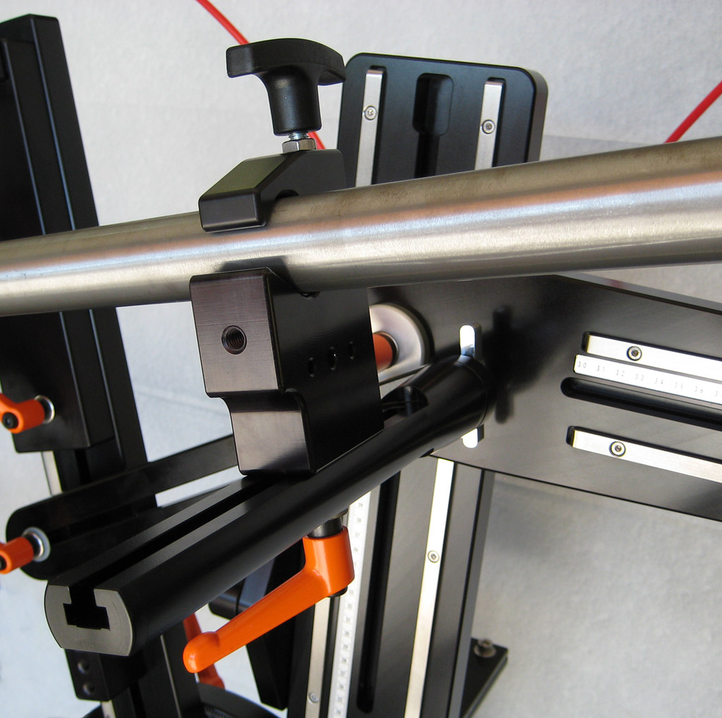 Universal Tube Holder For Anvil Frame Fixtures Flickr