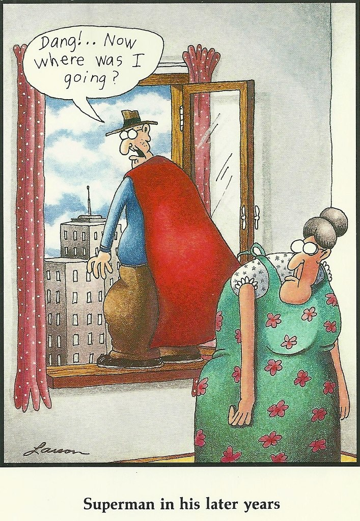 the far side,   this one made it onto a birthday card m…  flickr, Birthday card