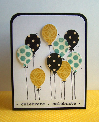 Celebrate Birthday Card | by Tessa Buys