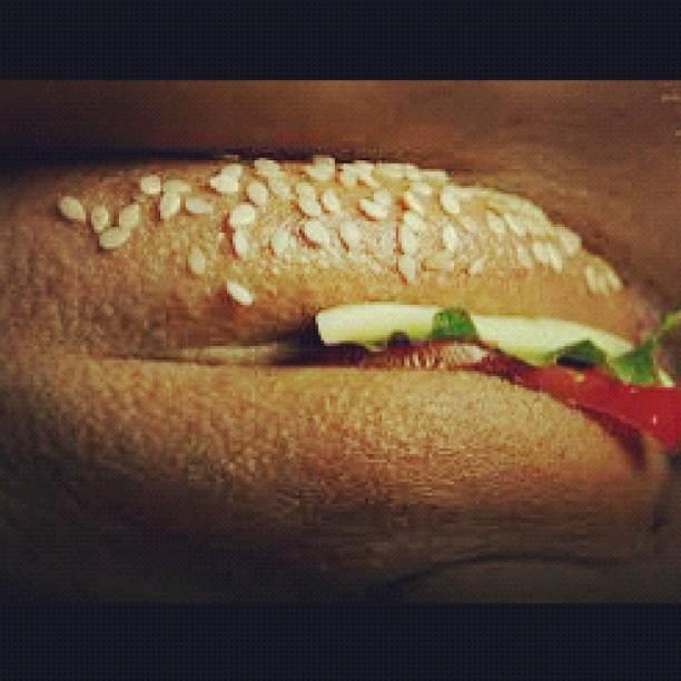 Are u hungry? I have a Vagina burger 4 u | Maiik1704 | Flickr