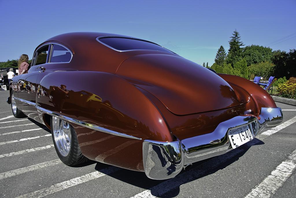 1949 Buick Super Sedanette Custom Cruiser 1949 Buick