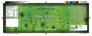 Ambrosia Raw Organic Labels Press-1 | by johnefrench