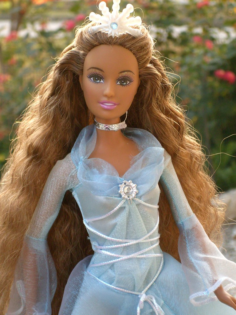 Cloud Queen Rayla 2005 Dal Film Quot Barbie E La Magia Di