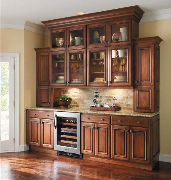 Traditional Kitchen Cabinets Starmark Cabinetry This Kit Flickr