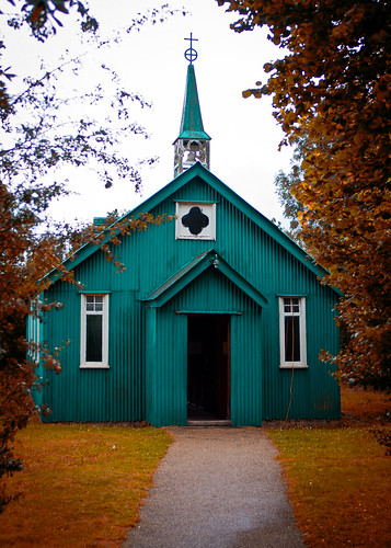 Bringsty Victorian Mission Church | by Nathan Reading