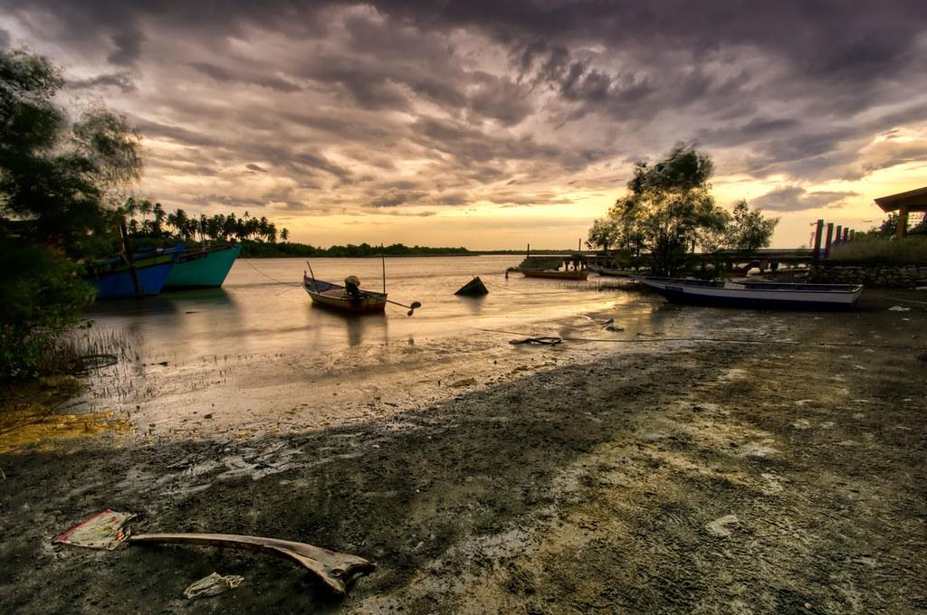 Pantai Senok fishing jetty   Flickr - Photo Sharing!