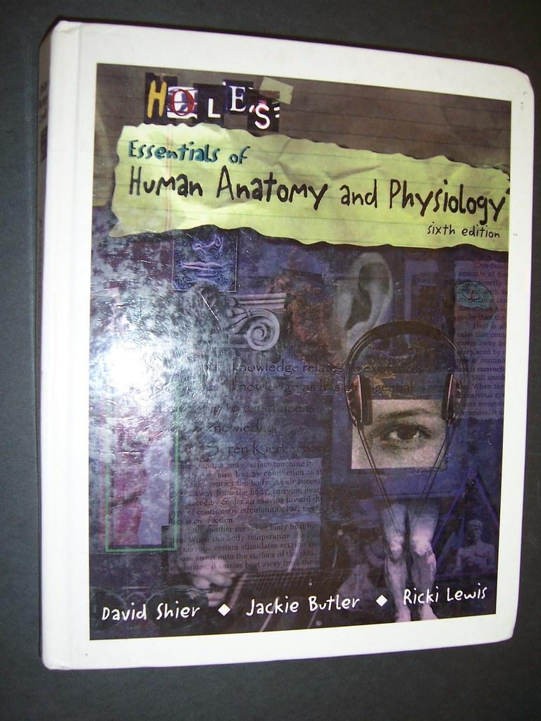 Essentials Of Human Anatomy And Physiology Tplib2004 Flickr