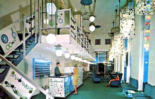 Cosmic Age Lodge Anaheim California Adjoining And