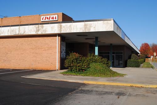 Terrace theater former roanoke va classic suburban for Terrace cinemas