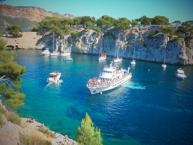 Cassis to Calanque