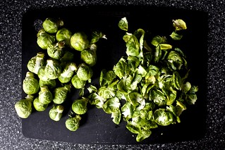 a sad bag of sprouts, much to peel | by smitten kitchen