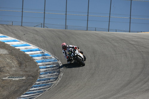 Steve Rapp on the Mission R - Corkscrew - Laguna Seca - June 26, 2011 | by MissionMotors