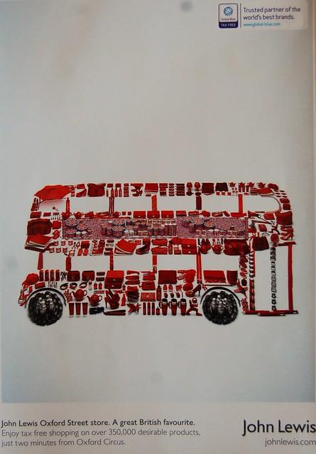 John Lewis 'big Red Bus' Advert  Flickr  Photo Sharing. Salut Kitchen Bar Groupon. Essential Kitchen Bathroom Magazine. Blue And White Kitchen Jars. Images Of Kitchen Room