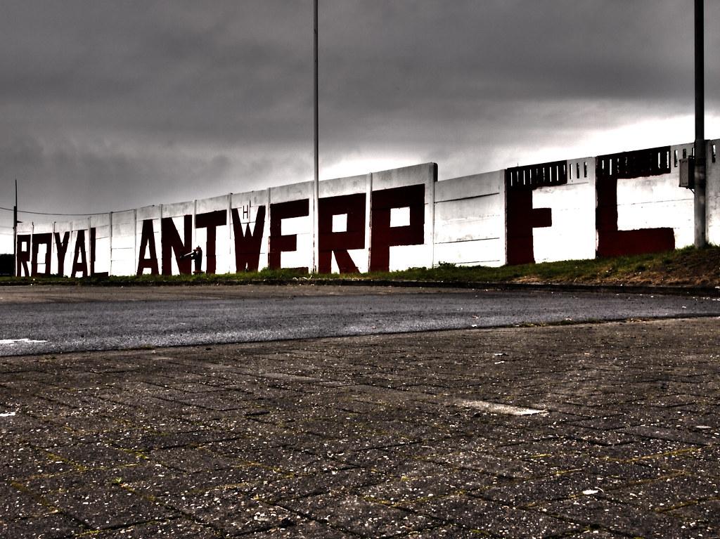 Rafc Bosuil Stadium Bussiness Seats Parking Antwerp Bel Flickr