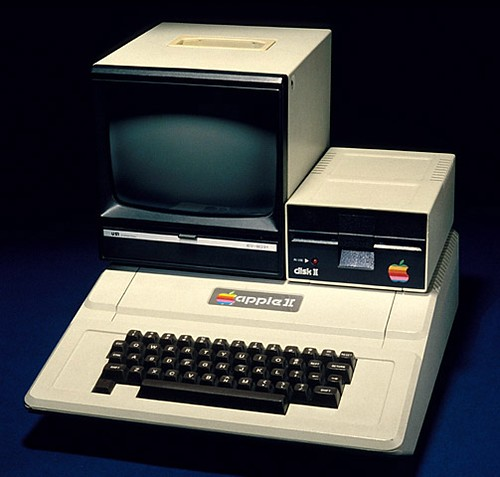 Apple II computer | by national museum of american history