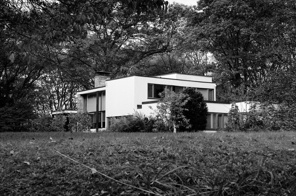 Bauhaus breuer house marcel breuer lincoln massachuset B house