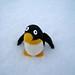 Mr. Penguin is lost