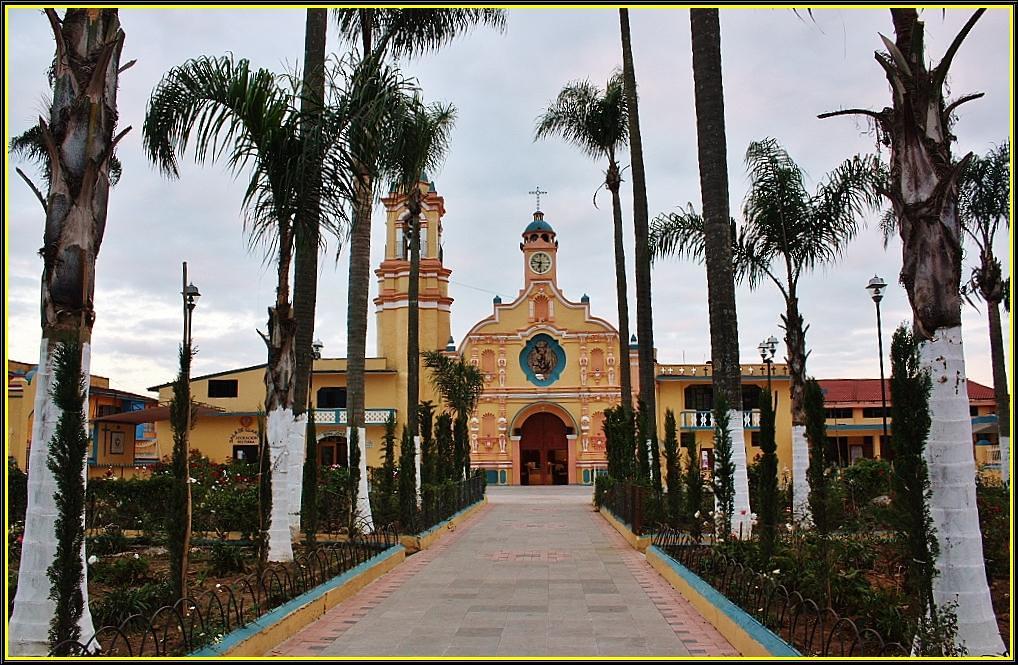 Parroquia De San Miguel Arc 225 Ngel Tomatl 225 N Veracruz M 233 Xico