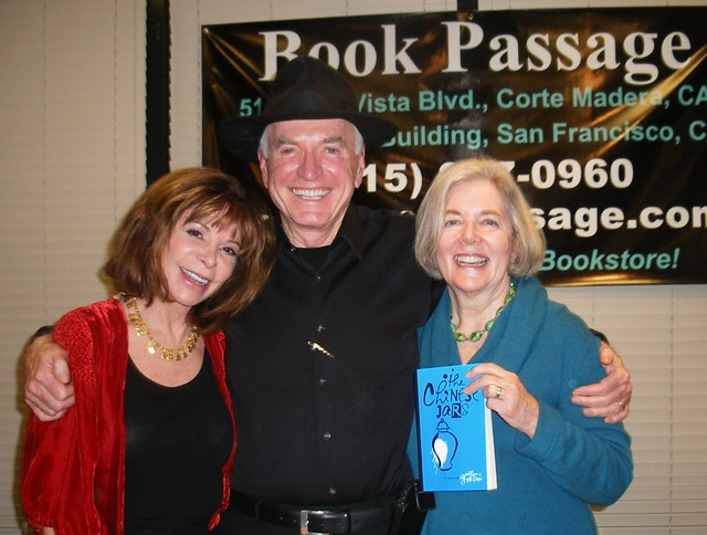 William Gordon Amp Isabel Allende At Book Passage Flickr border=