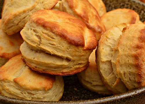 Mmm... Buttermilk biscuits | by jeffreyw