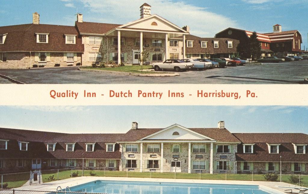Quality Inn Dutch Pantry Inns - Harrisburg, Pennsylvania