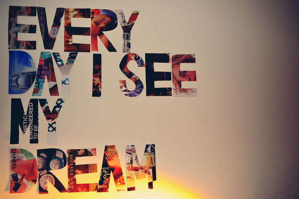 every day I see my dream | I love making these. I scrapped ... - photo#29