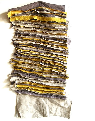 process image: textile strips | by Yorktown Road