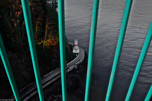 Stanley Park Lighthouse - Vancouver, BC | by Arman Safavi