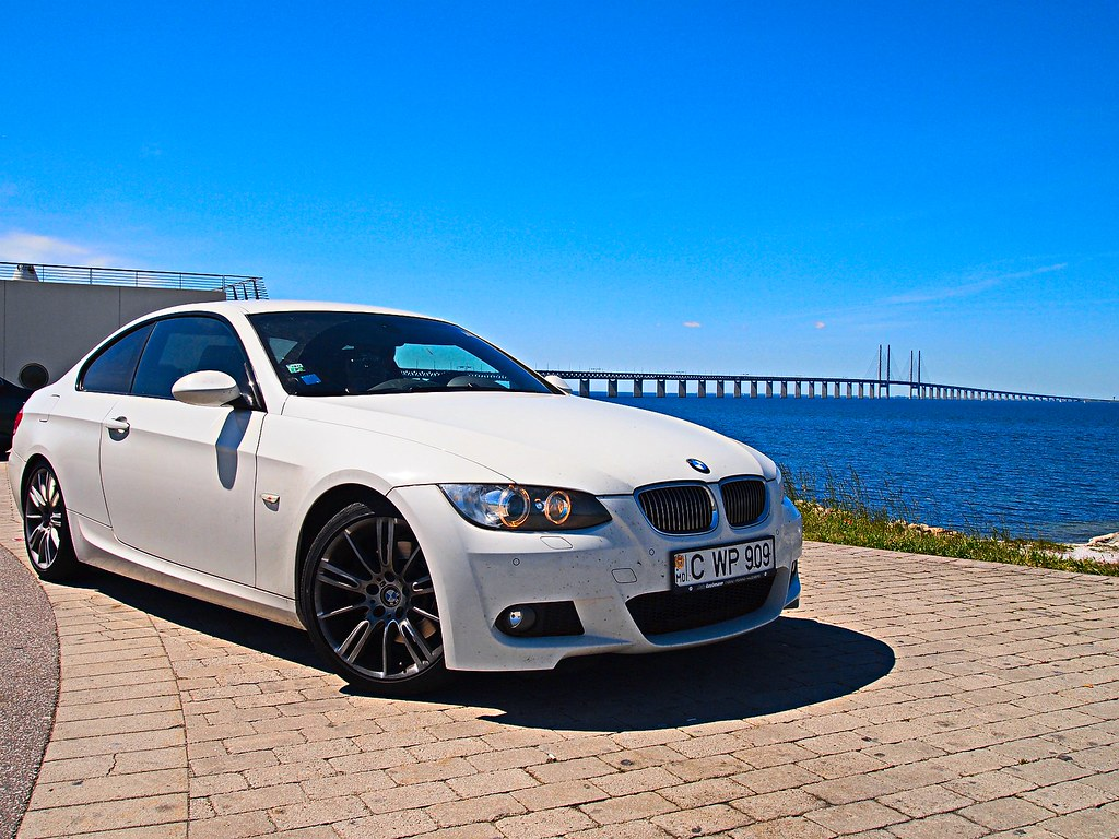 bmw 325i coupe e92 pavel ciorici flickr. Black Bedroom Furniture Sets. Home Design Ideas