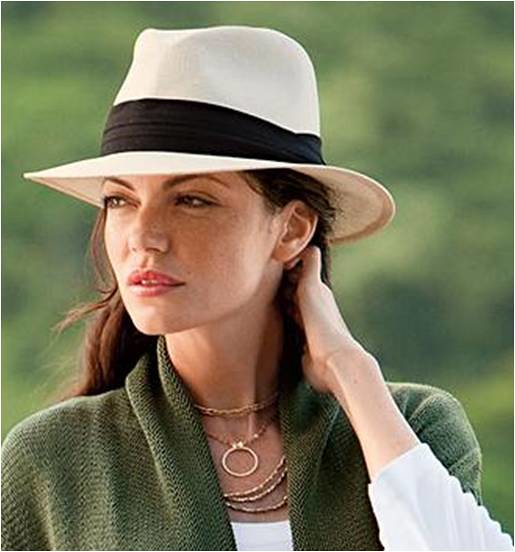 panama hat for fino clasico montecristi