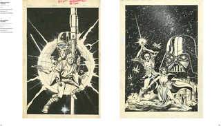 Star Wars Art: Comics spread 1 | by The Official Star Wars