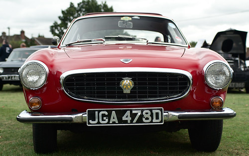 Volvo 1800S, front | by FurLined