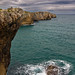 Walking along the cliff... Asturies