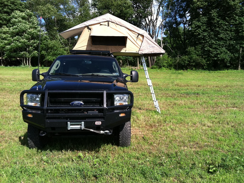 ... Ford Excursion Overland Off Road Roof Top Tent ARB Simpson III RTT 3 | by bjm206ksw3 : simpson iii rooftop tent - memphite.com