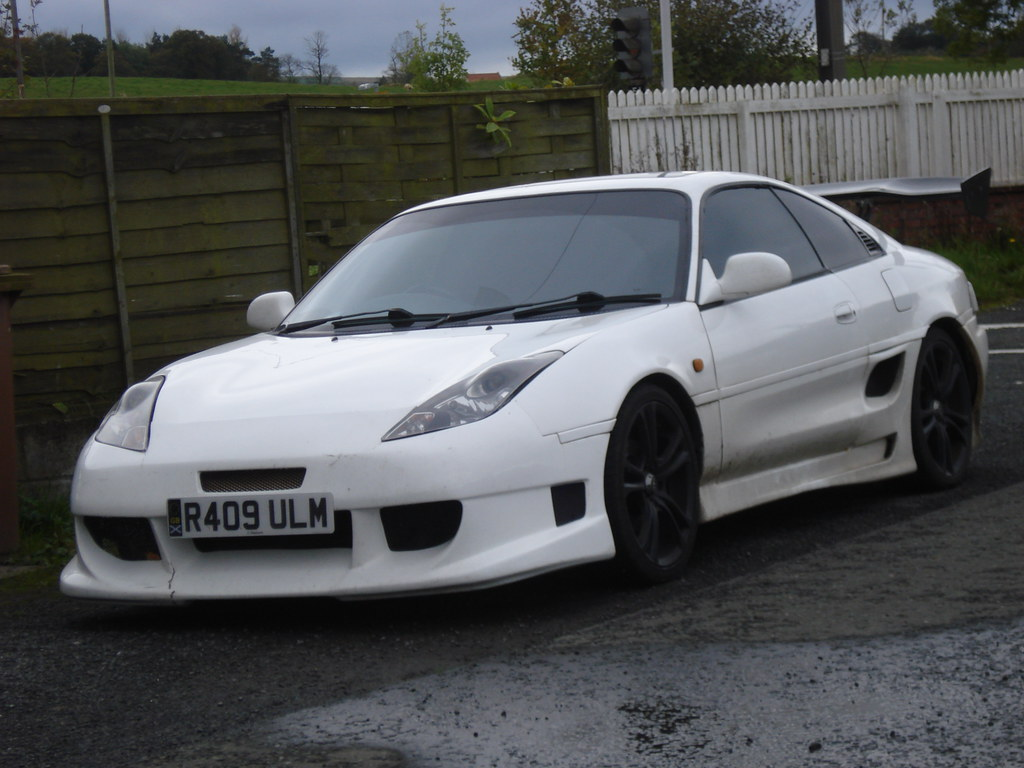 1998 Toyota Mr2 Heavily Modified Mr2 Alan Gold Flickr