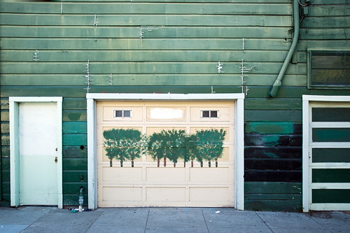 Shotwell and 23rd in the Mission District   (23 Oct 11) | by ejbSF