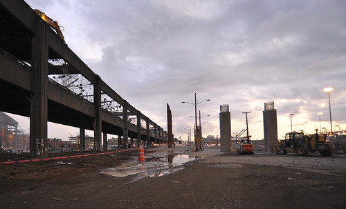 Viaduct demolition - Oct 23, 201112 | by WSDOT
