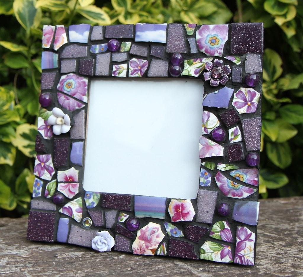 Little purple frame sold 1000 tj rogers flickr little purple frame by breaking bad mosaics jeuxipadfo Choice Image