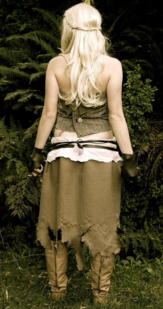 Daenerys Targaryen Costume Cosplay a Game of Thrones | Flickr