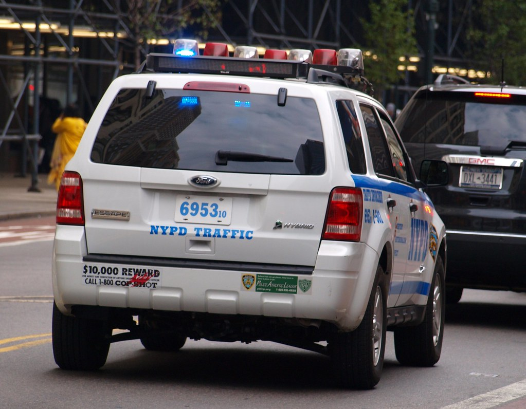 Ford Escape Forum >> New York Police Department / Ford Escape / NYPD Traffic / … | Flickr