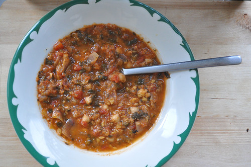 Smoked paprika and chickpea soup | dpmdoes.com/2011/10/28 ...