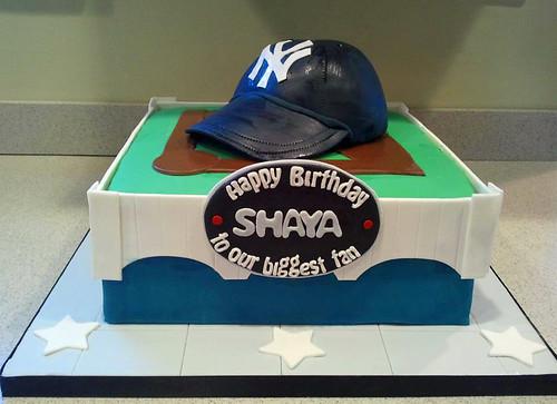 Baseball Stadium Cake Pan