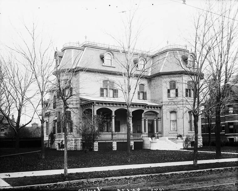 residence of sir wilfrid laurier laurier house october flickr. Black Bedroom Furniture Sets. Home Design Ideas