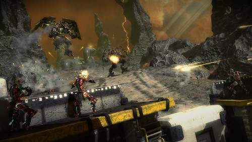 The Starhawk Private Beta is Live This Tuesday | by PlayStation.Blog