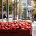 Apples on Cart